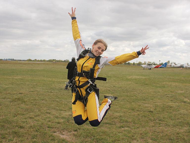 Прыгаем с парашютом 7, 8 и 9 мая 2017