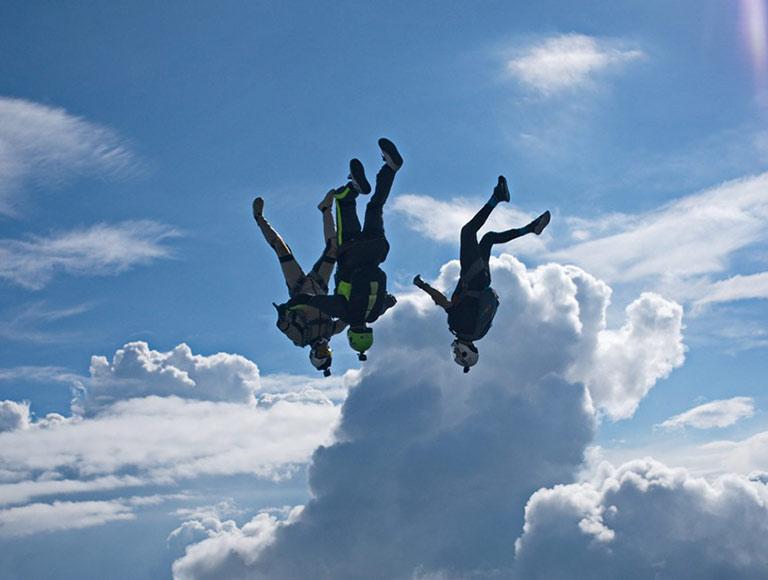 3, 4 августа прыгаем с самолетов Ан-2 и Ан-28