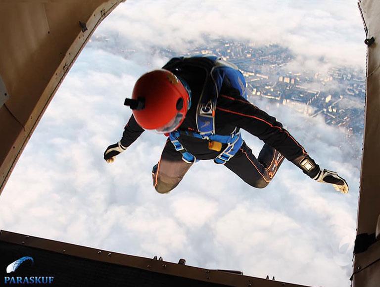 Прыжки 9 и 10 ноября с 4200 метров