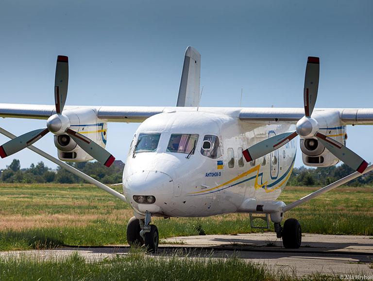 Прыгаем 27-29 июня с Ан-28 и Ан-2 на Чайке
