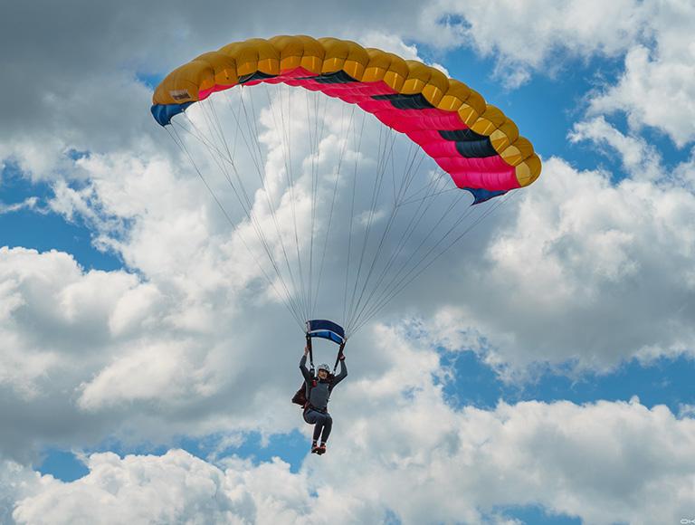 Прыжок с парашютом в Киеве 07 и 08 августа